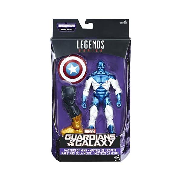 Guardianes de la Galaxia - Figura de Acción de Master of Mind, 15 cm (Hasbro C0620EU4) 2
