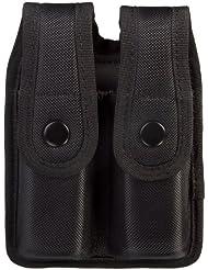 Uncle Mike's Sentinel - Funda doble para cargador compatible con Glock 17