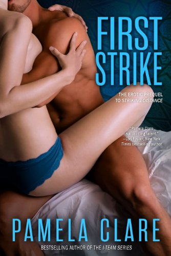 First Strike (The I-Team Series)