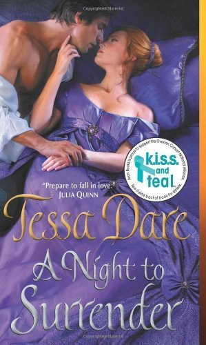 A Night to Surrender (Spindle Cove) by Tessa Dare Published by HarperCollins (2011)