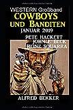 Western-Großband Cowboys und Banditen Januar 2019