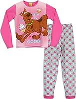 Scooby Doo Girls Scooby Doo Pyjamas Ages 3 to 12 Years