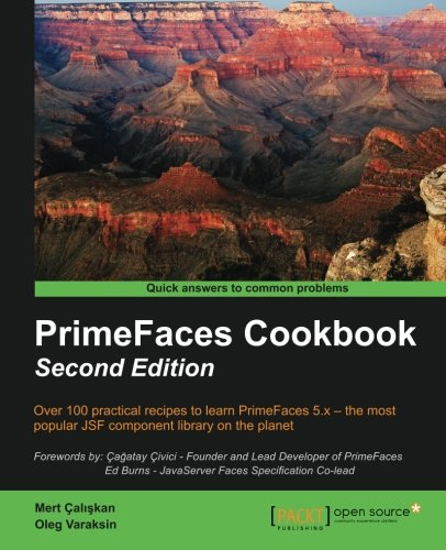PrimeFaces Cookbook - Second Edition
