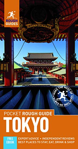 Pocket Rough Guide Tokyo (Travel Guide with Free Ebook) (Rough Guide Pocket) (Frommers Shanghai)