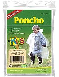 Coghlans emergencia-Poncho para niños