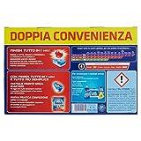 Finish Tutto in Uno Max Detergente 72+12 Tablete - 1344 g