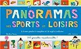 Panoramas des sports et des loisirs : 8 frises géantes à compléter et 24 sujets à colorier