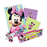 Amscan 20 Teile Minnie Maus Mitgebsel Set Pink