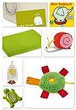 Geschenkbox Plitsch Platsch - das perfekte Geschenk für Geburt, Taufe und Schwangerschaft