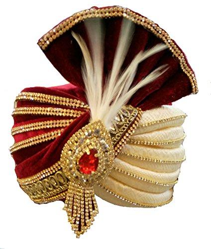 J.Tushar Groom turban