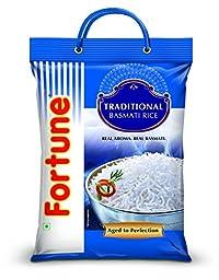 Fortune Traditional Full Grain Basmati Rice, 5kg