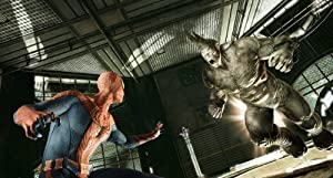 The Amazing Spiderman by Activision