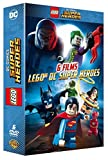 Lego DC Super Heroes - 6 films - Coffret DVD - DC COMICS