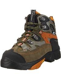 Trezeta IDAHO KID DOM 010708872 - Zapatillas de deporte de ante para niños, color verde, talla 35