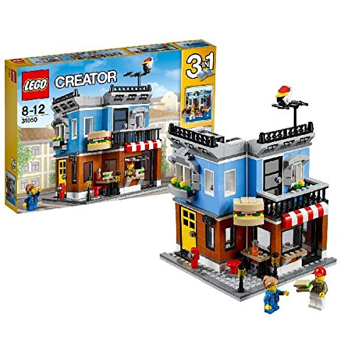 LEGO - Bar de la esquina, multicolor (31050)