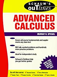 Schaum's Outline of Theory and Problems of Advanced Calculus by Murray R. Spiegel (1963-01-01)