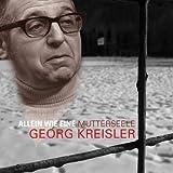 Songtexte von Georg Kreisler - Allein wie eine Mutterseele