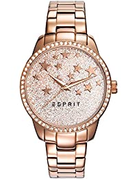 Esprit TP10935 Damen-Geschenkset Armbanduhr & Armband ES109352003