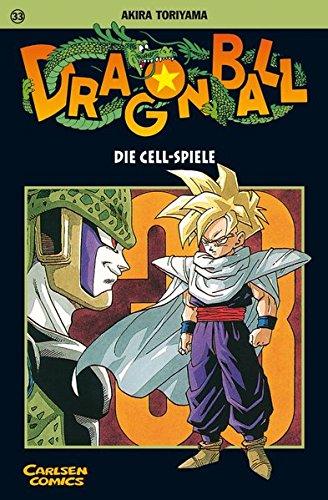 Dragon Ball, Bd.33, Die Cell-Spiele