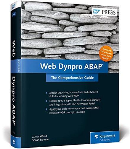 Web Dynpro ABAP: Programming for SAP (Comprehensive) por James Wood