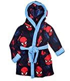 Marvel, Accappatoio a tema Spiderman - 98 (2-3 Years) - Marina Militare