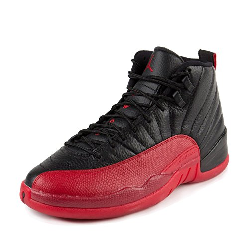 nike-mens-air-jordan-12-retro-basketball-shoes-black-black-varsity-red-9