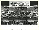 1992Press Photo New Orleans Jazz & Heritage Festival Slidell (High School Jazz