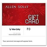 Allen Solly - Instant Voucher Amazon deals