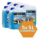 FRONTTOOL Scheibenfrostschutz Winter Frostschutz Konzentrat bis -55° C - 25 Liter