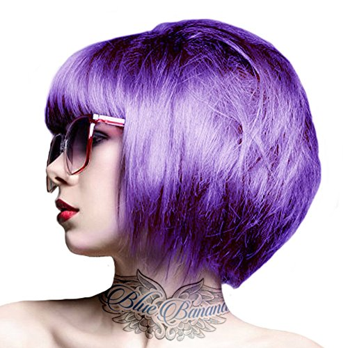 X2 Renbow Crazy Color Conditioning Hair Colour Cream 100ml - Hot Purple by Renbow