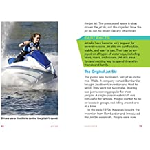 On a Jet Ski (Life in the Fast Lane)