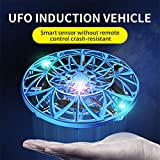 Toy & Joy UFO Drone Hand Control with Flashing Light and USB Charger