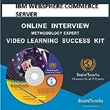 IBM WEBSPHERE COMMERCE SERVER Online Interview video learning SUCCESS KIT