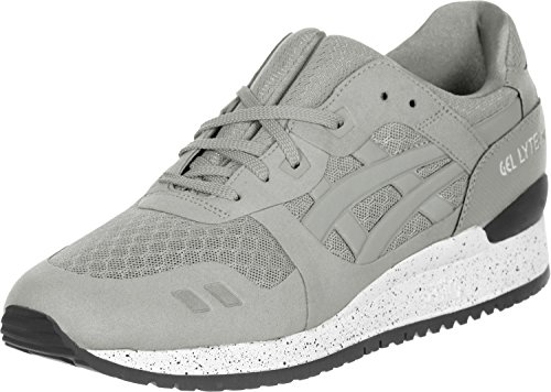 Asics Scarpe Uomo Gel Lyte III NS L.Grey/L.Grey H5Y0N 1313 Light Grey