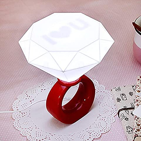 Giorno di San Valentino regalo creativo diamante