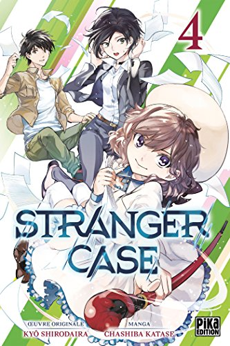 Stranger Case Edition simple Tome 4