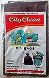 19x21 Inches City Clean Disposable Garba...