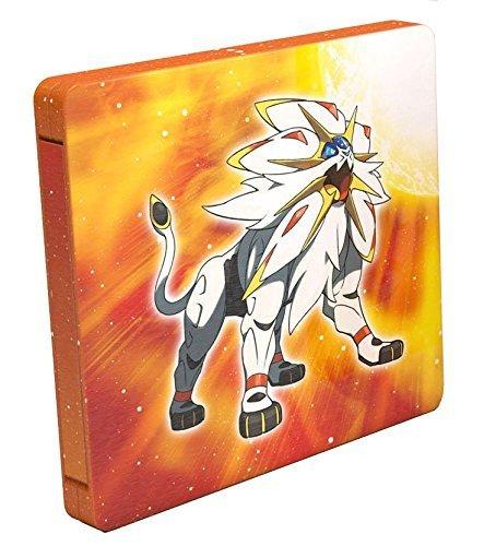 Pokémon Sol - Edición Limitada + Steelbook
