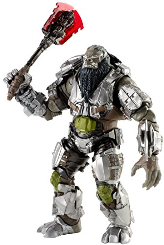 Halo - Master Chief Figure, 15 cm (Mattel DNT99)