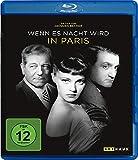 Wenn es Nacht wird in Paris [Blu-ray]