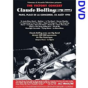 Claude Bolling Big Band : The Victory Concert (1994)