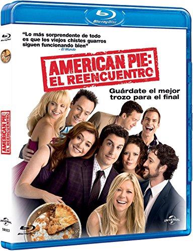 American Pie 8: El Reencuentro [Blu-ray] 51oSceB8fbL