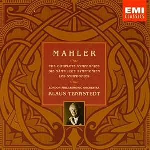 Mahler : Intégrale des Symphonies