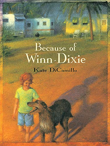 Because of Winn-Dixie por Kate DiCamillo