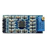 Explode LM358 Chips 100 mal Gain-Signal Betrieb Verstärkermodul mit 10K einstellbarem Widerstand Power Light