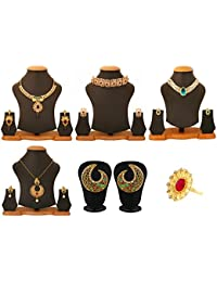 Touchstone Enticing Impacts Of Joy Traditional Style Jewellery Collection For Women