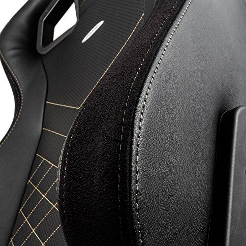 noblechairs EPIC Gaming Stuhl – schwarz/gold - 4