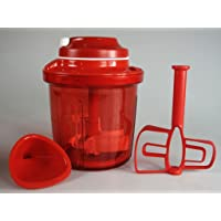 TUPPERWARE multi-chef chef extra d200 speedy boy quick chef rouge 1,35 l