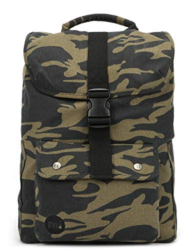 Camo Canvas Tote Bag (Mi-Pac Trek-Pack Canvas Camo Casual Daypack)