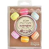 Haargummis Haar Macarons Bunte La Chaise Longue 35–1s-801